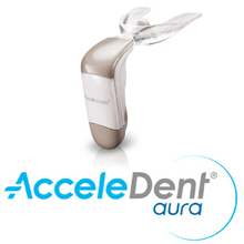 Acceledent Aura logo